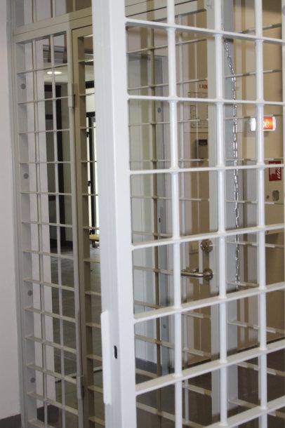 Naujoji Klaipėdos apskrities vyriausiojo policijos komisariato areštinė