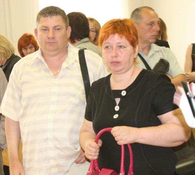 Dalia ir Vytautas Račkauskai