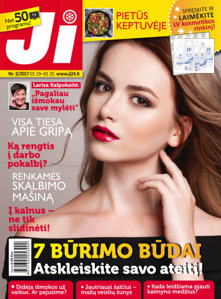 "Žurnalas ""Ji"" (3 nr.)"