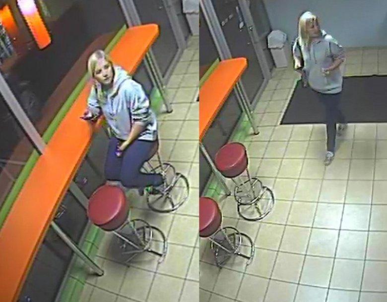 Mergina apsipirko picerijoje, apgadino svetimą automobilį ir dingo
