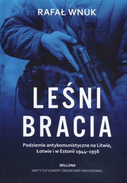"""Rafalo Wnuko knygos """"Miško broliai"""" viršelis"""
