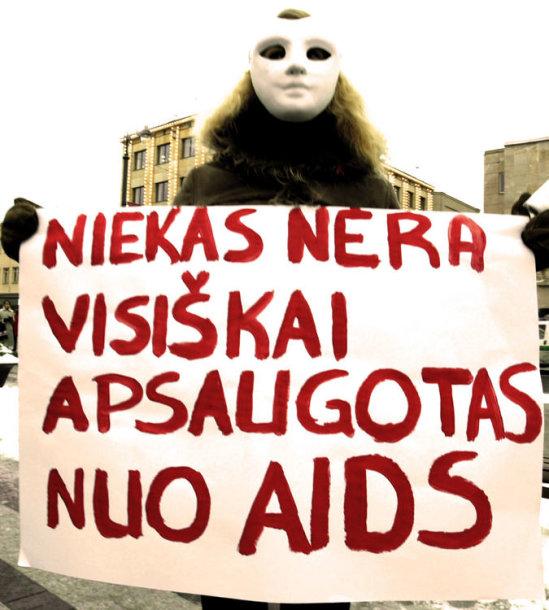AIDS Lietuvoje.