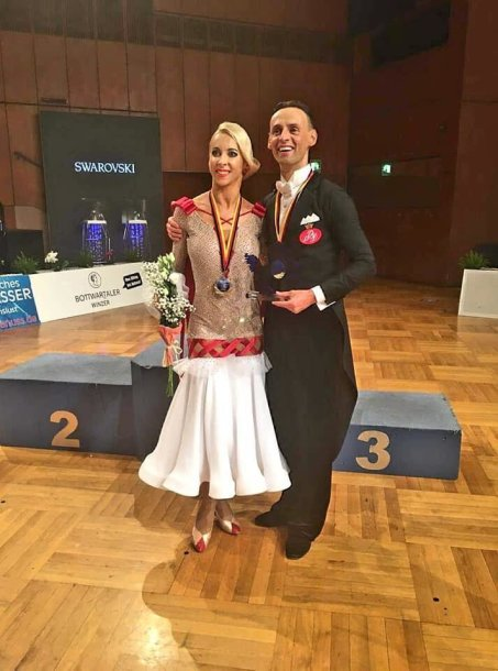 Donatas Vėželis ir Lina Chatkevičiūtė