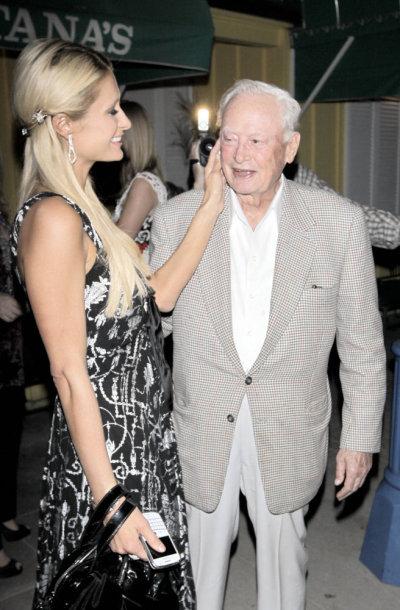 Paris Hilton ir Barronas Hiltonas