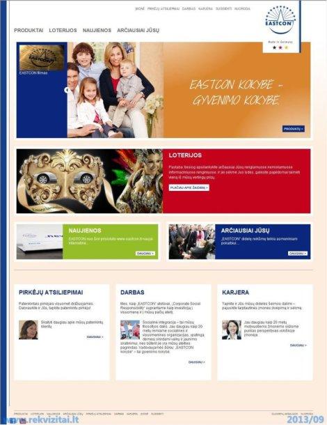 """Bendrovė """"Eastcon AG LT"""" rengia įvairių savo platinamų produktų pristatymus"""
