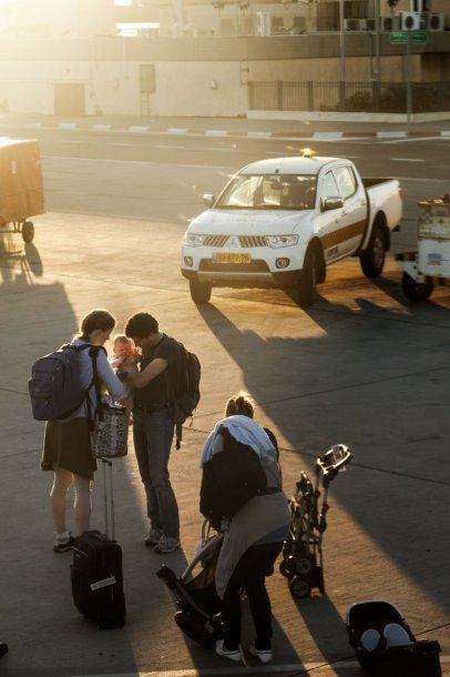 Į skrydį rekomenduojama pasiimti skėtuko tipo vežimėlį.