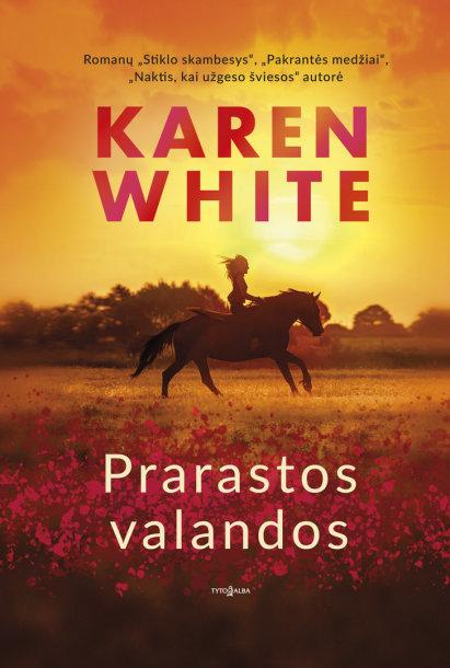 "Karen White ""Prarastos valandos"""