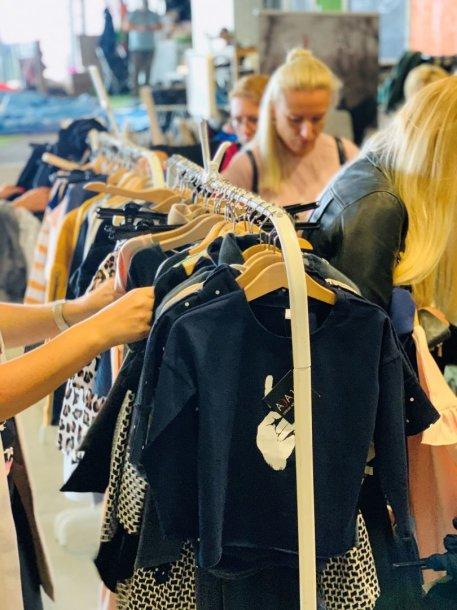 """Vilniaus """"Litexpo"""" parodų rūmuose vyks mugė """"Fashion bazaar. Mada""""."""