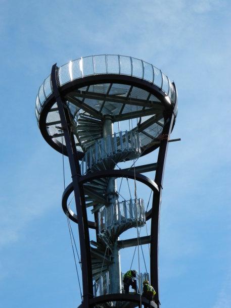 Labanoro regioniniame parke iškils apžvalgos bokštas