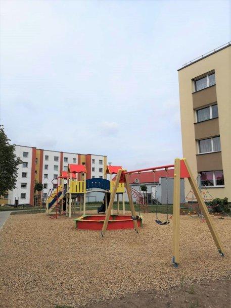 Švenčionių savivaldybė greitai džiaugsis pirmaisiais renovuotais kvartalais