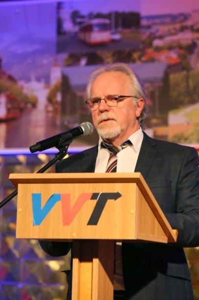 VVT generalinis direktorius Rimantas Markauskas
