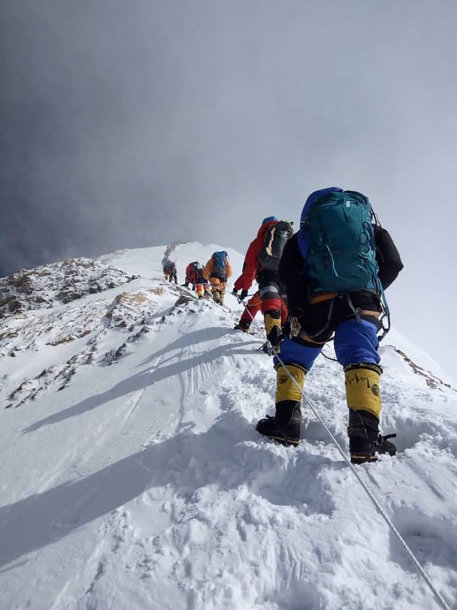 Kopimas į Everestą