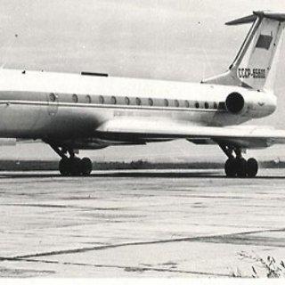"""Tu–134"""
