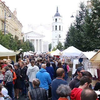 Kas vyksta Vilniuje