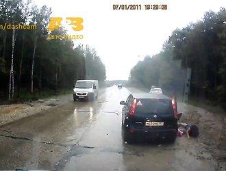 Видео обнаженных на дорогах фото 678-361